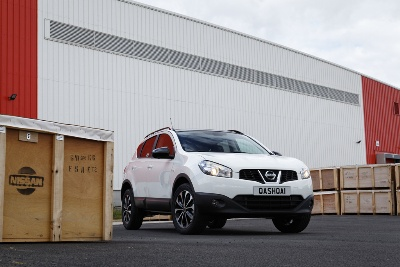 NISSAN RECORDS STRONG SEPTEMBER SALES IN EUROPE