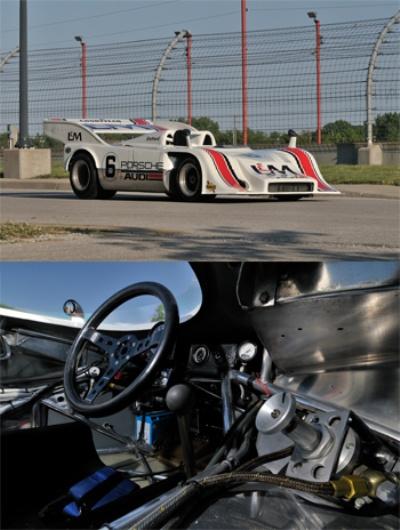 Mecum Auctions to Offer Iconic L&M Porsche 917/10 at Monterey