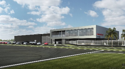 Porsche Motorsport North America to Relocate to Future Porsche Experience Center Los Angeles