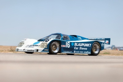 EXCEPTIONAL ROSTER OF PORSCHE RACE CARS JOIN THE STARTING GRID FOR RM'S EAGERLY AWAITED MONTEREY SALE