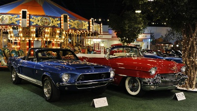 RM Auctions Concludes Record 2012 Calendar with $11.5 Million John Staluppi 'Cars of Dreams' Museum Sale