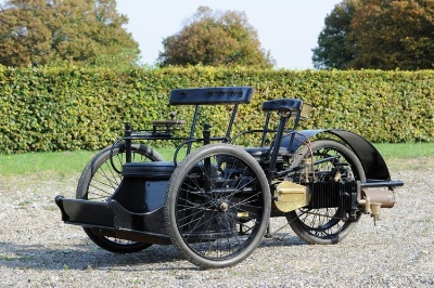 From 1896 to 1986 - Nearly a Century of Automobile History to be Offered in Unique Aalholm Collection Sale