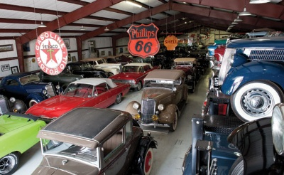 RM Auctions Lifts Gavel On Charlie Thomas' Texas-Sized Collection of Automobiles