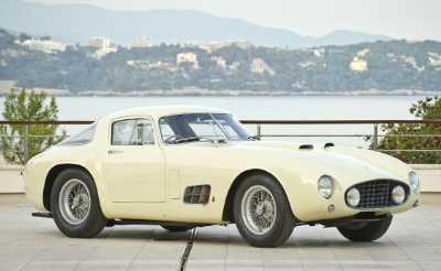 RM Secures One-Of-A-Kind Ferrari and Talbot-Lago For its Monterey sale