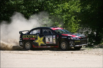 RALLY TEAMS SET TO COMPETE AT 2012 NEW ENGLAND FOREST RALLY
