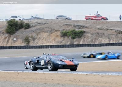 Rolex Monterey Motorsports Reunion : A Brilliant Finish