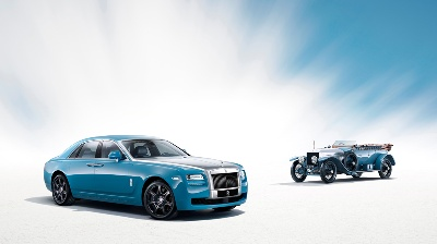 ROLLS-ROYCE MOTOR CARS ALPINE TRIAL CENTENARY COLLECTION SET FOR DEBUT AT AUTO CHINA 2013