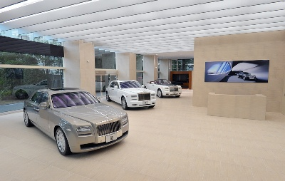 ROLLS-ROYCE MOTOR CARS ANNOUNCES BUSINESS EXPANSION IN JAPAN