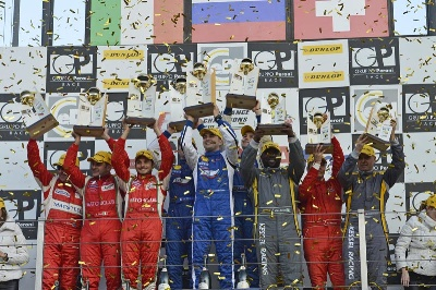 ROME 6 HOURS – A WIN FOR THE 458 ITALIA