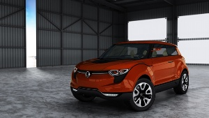 Ssangyong Motor gets board approval on investment plan for next generation compact CUV