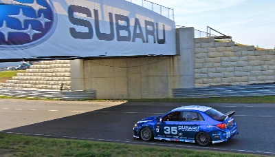 Aquilante And Spaude 'Storm' New Jersey Track, Subaru Team Wins on Home Turf.