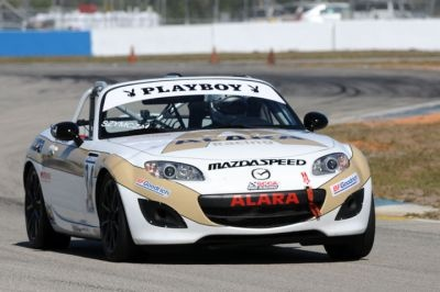 SZYMCZAK LEADS OPENING MX-5 CUP PRACTICE AT SEBRING