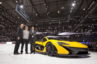 TAG HEUER & McLAREN: A BIGGER & STRONGER PARTNERSHIP