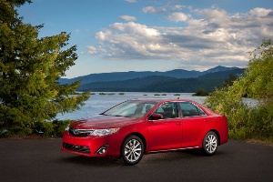 Toyota Motor Sales Reports Increase in February 2012 Sales