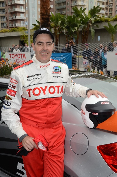 DRIVERS ANNOUNCED FOR 'REVVED UP TO RACE' 2013 TOYOTA PRO/CELEBRITY RACE