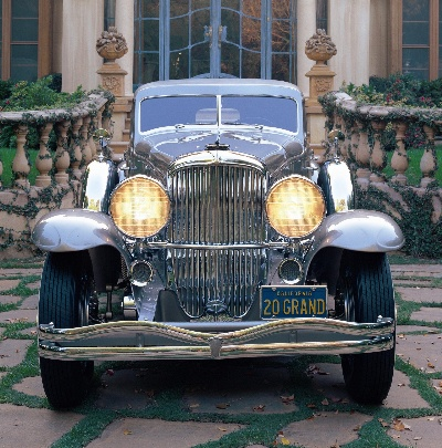 Duesenberg '20 Grand' To Be Featured Car At 2013 Palos Verdes Concours