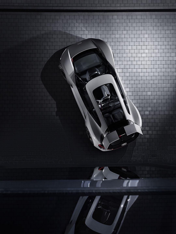 World Premiere At Pebble Beach – The Audi PB18 E-Tron Concept Car