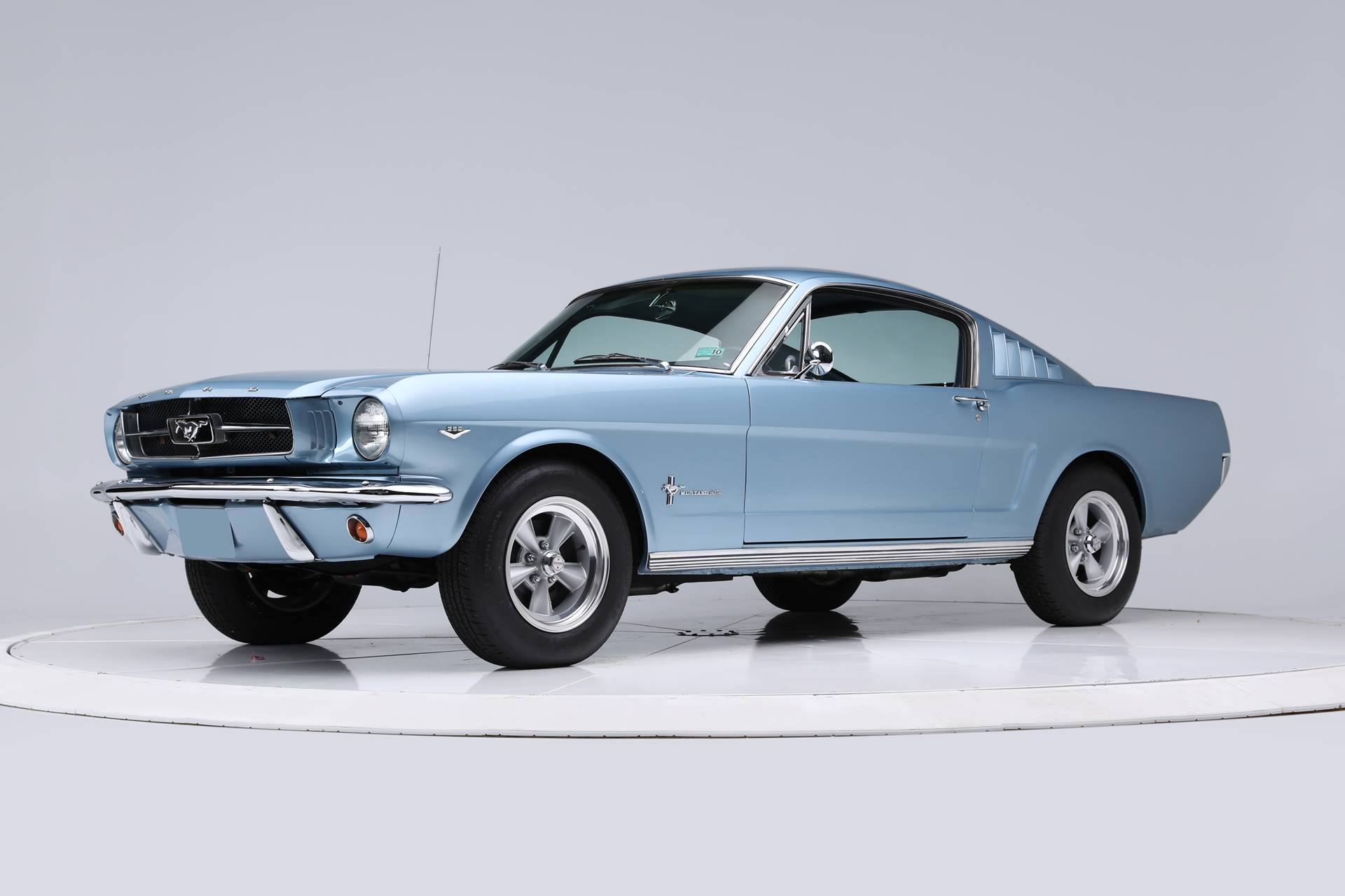 Barrett-Jackson Northeast Auction To Offer Incredible Mix Of Classic Ford Mustangs