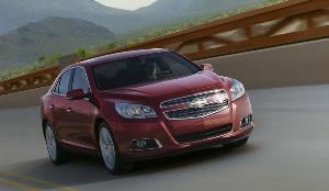 Chevrolet Launches Malibu in Uzbekistan