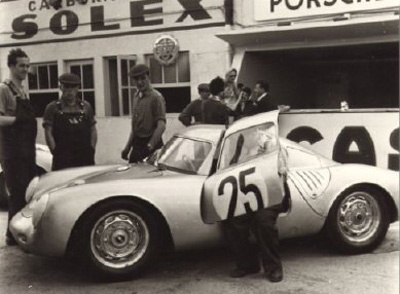 1956 24 Hours Of Le Mans The Rise Of Two Counts