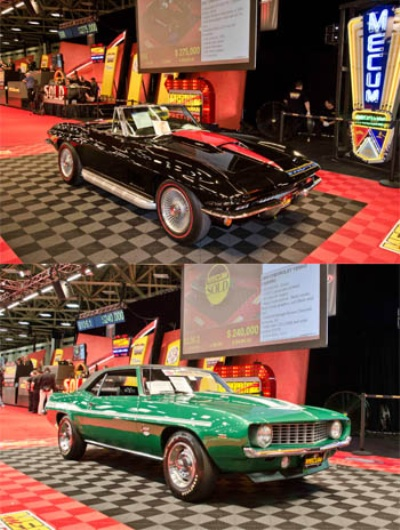 Mecum Confirms Theory That Everything Is Bigger In Texas