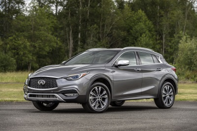 Infiniti Reports August Sales