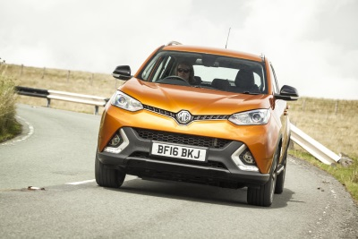 MG GS BREAKS NATIONAL SALES RECORDS