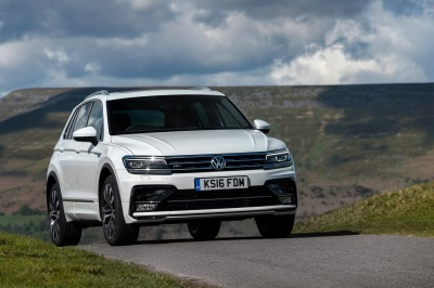 EURO NCAP 2016: THE TIGUAN IS 'BEST IN CLASS'