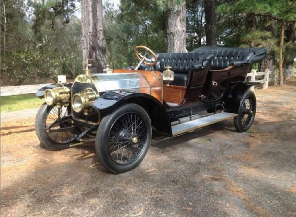 1911 Mercedes Model 50 History, Pictures, Value, Auction Sales ...