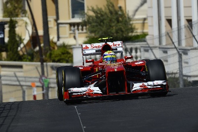 MONACO GP – SILVER AND RED IN THE PRINCIPALITY