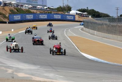 Rolex Monterey Motorsports Reunion Features Fan Favorite Run Groups
