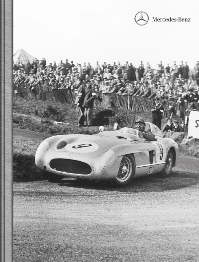 1955 mercedes benz 300 slr pictures history value for Mercedes benz book