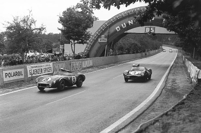 1956 24 Hours of Le Mans: Collins and Moss Come Close