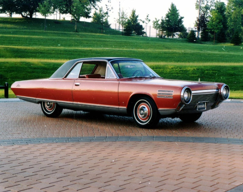 Historic 1963 Chrysler Turbine Car to be Displayed at 2015 Canadian International AutoShow