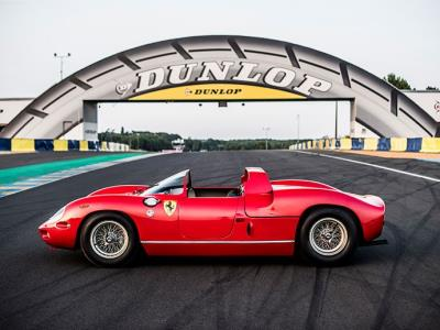 RM Sotheby's Private Sales Presents Two-Time Le Mans Winning 1963 Ferrari 275 P