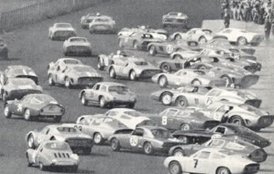 1964 Nurburgring 1000 Kilometers: Survive for One Last Victory