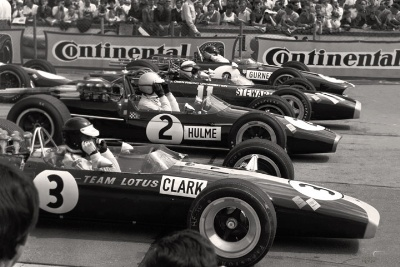 1967 German Grand Prix: Ickx Just Playing with the Big Boys