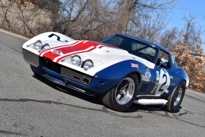 Ex Sunray-DX Crew Chief to drive the famous 'Number 2' L-88 Corvette across the block at Worldwide's Pacific Grove Auction