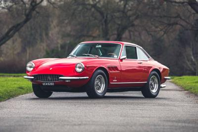 Glorious example of Ferrari's legendary GT is confirmed for Silverstone Auctions Race Retro Live Online Auction