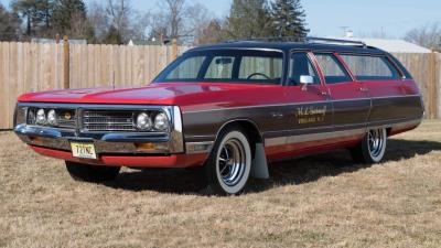 A Rare Ride That Could Be Yours is Coming to the Spring Carlisle Auction