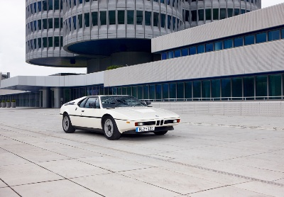 Oracle Finance To Display Ultra Rare 1978 BMW M1 At Salon Privé
