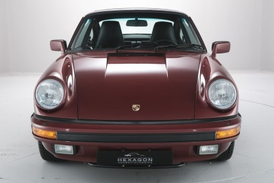 TIMEWARP 4,400-MILE 1985 PORSCHE 911 CARRERA 3.2 COUPE GOES ON SALE AT HEXAGON