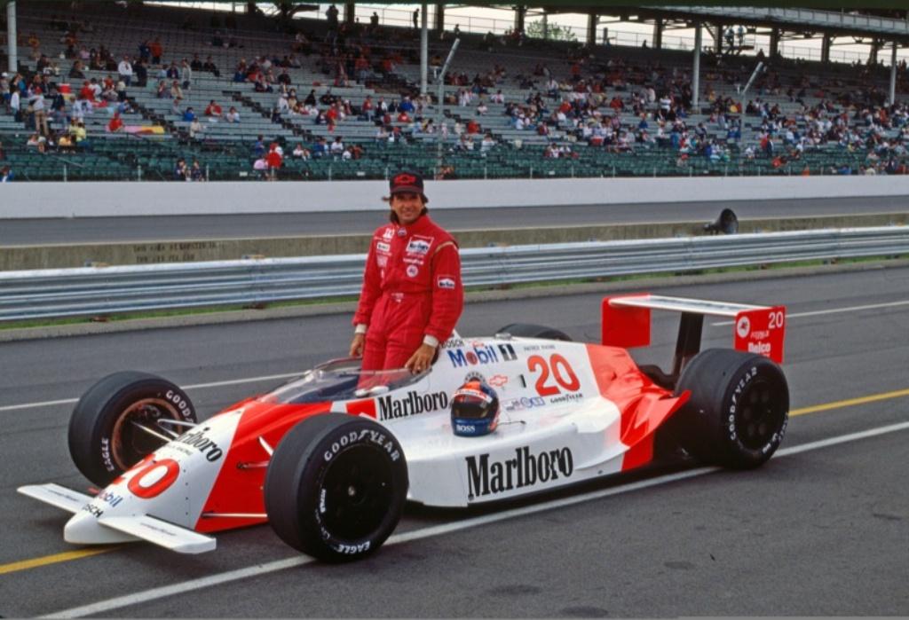 1989 Indianapolis 500 Sideways To Victory Conceptcarz Com