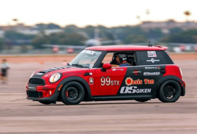 Longtime Mini Owner And Amateur Racer Wraps Up Another Successful SCCA Season In 2012 Mini Cooper S Hardtop