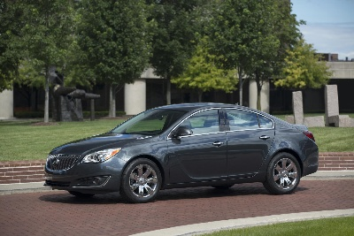 2014 BUICK REGAL BOASTS MORE POWER, GREATER EFFICIENCY