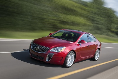 Buick Regal Priced At $30,615