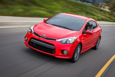 KIA MOTORS AMERICA PRESENTS ALL-NEW 2014 FORTE KOUP WITH TURBOCHARGED POWER