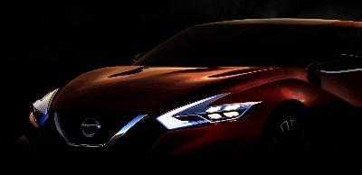 NISSAN SPORT SEDAN CONCEPT SET FOR WORLD DEBUT AT 2014 NORTH AMERICAN INTERNATIONAL AUTO SHOW