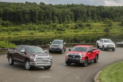 NEW 2014 TOYOTA TUNDRA OFFERS FULL-SIZE PICKUP TRUCK OWNERS VALUE PRICING