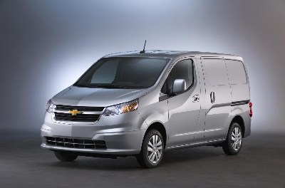 CHEVROLET ANNOUNCES 2015 CITY EXPRESS PRICING